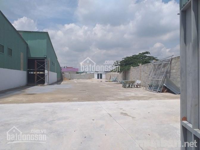 Kho xưởng cho thuê An Phú Đông, quận 12, DT: 2.300m2, giá thuê 78 triệu/tháng ảnh 0