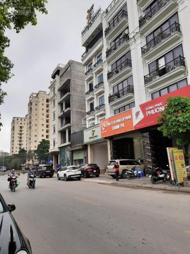 Bán nhà mặt phố Láng Hạ - Ba Đình 4 tầng, diện tích 60m2, mặt tiền 5m. Vị trí đỉnh kinh doanh ảnh 0