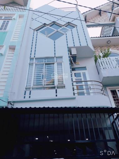 Bán nhà hẻm xe hơi ngã tư Nguyễn Thị Thập, DT 56 m2, giá 4 tỷ 500 (nhà thật không ảo) ảnh 0
