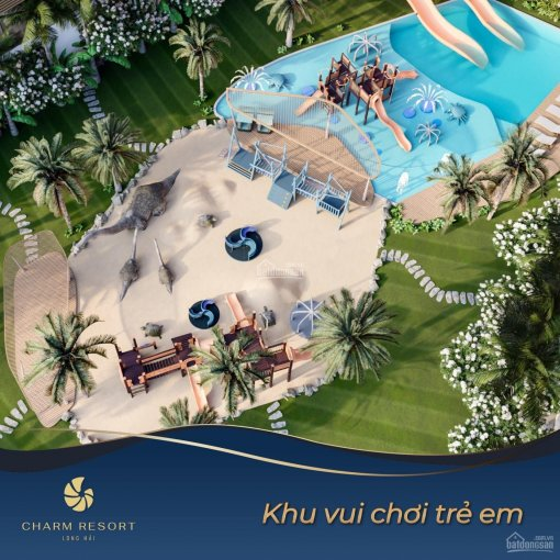 Charm Resort Long Hải - giỏ hàng độc quyền 200 căn, thanh toán 199 triệu/căn. LH: 0939.011.093 ảnh 0