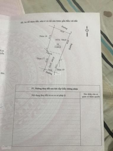 Chính chủ bán đất tại Xã Trường Yên, Hoa Lư, Ninh Bình LH 0981896789 Mrs Bắc ảnh 0