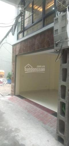 Bán gấp nhà đẹp 5 tầng, phố Cầu Bươu, Thanh Trì, gara ô tô, diện tích 36m2 ảnh 0