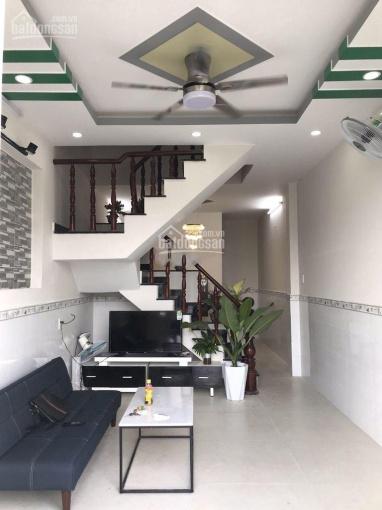 Nhà mới 2 lầu đường Lưu Hữu Phước gần ủy ban phường 15, quận 8 - Sổ hồng riêng, giá 1.79 tỷ ảnh 0