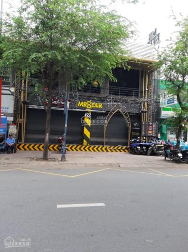 Bán nhà mặt phố đường Võ Thị Sáu, P. Đa Kao, Q.1, DT 9.1x24m, giá 65 tỷ ảnh 0