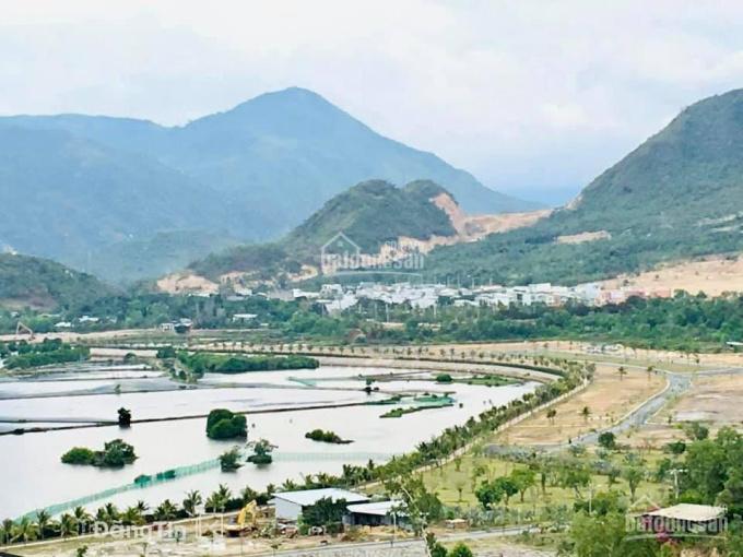 Bán đất KĐT Ven Sông Tắc, MT Đường Phong Châu, Xã Vĩnh Thái, Nha Trang, DT 154m2 giá 20,5tr/m2 ảnh 0