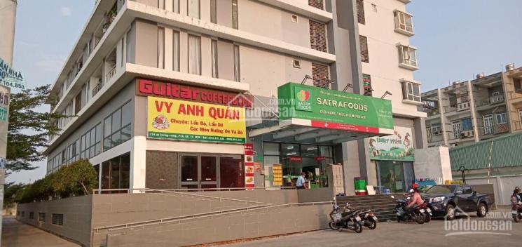Cho thuê Shophouse, The Avila, đường An Dương Vương, Quận 8 ảnh 0