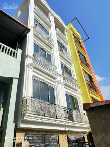 Nhà 5 tầng đẹp long lanh tại Trung Văn, Nam Từ Liêm ảnh 0
