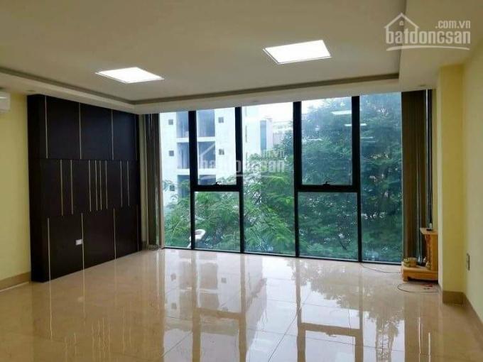 Chính chủ cho thuê văn phòng tại Trần Thái Tông, Cầu Giấy, 110m2, full DV, giá 20.5 triệu/th ảnh 0