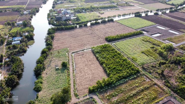 Đất vườn gần sông lớn thích hợp làm nhà vườn giá chỉ 1tỷxxx ảnh 0