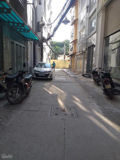 Bán nhà HXH Phú Thọ Hòa, Tân Phú, 4.1x21m, giá 5,5 tỷ ảnh 0