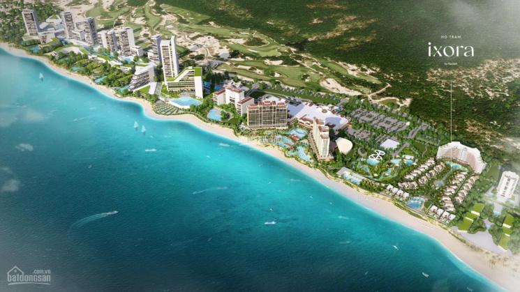 Biệt thự biển Ixora Hồ Tràm Strip, mở bán giá chỉ từ 13,8 tỷ ảnh 0