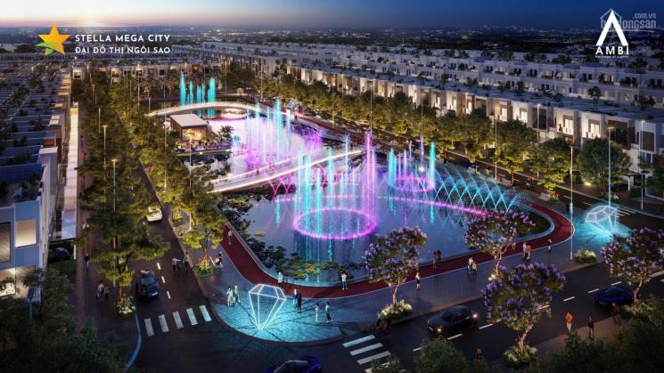 Cần bán nhà liền kề, view Hồ Ánh Sáng, đối diện nhà hàng nổi, 3 tầng, 1 trệt 2 lầu, 110m2, giá 6 tỷ ảnh 0