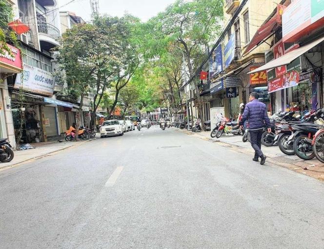 Cực hiếm nhà phố Hoàng Cầu, Trần Quang Diệu ĐĐ vỉa hè ôtô tránh KD 76m2 mt 5.3m hơn 16tỷ 0397550883 ảnh 0