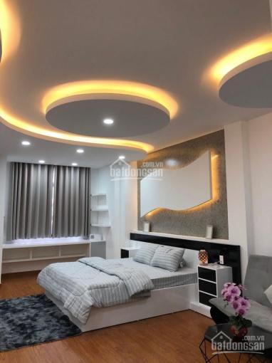 Bán gấp biệt thự mini 5 lầu mới 100% + thang máy, hẻm nhựa 6m Phan Đình Phùng, (6x10m vuông vức) ảnh 0