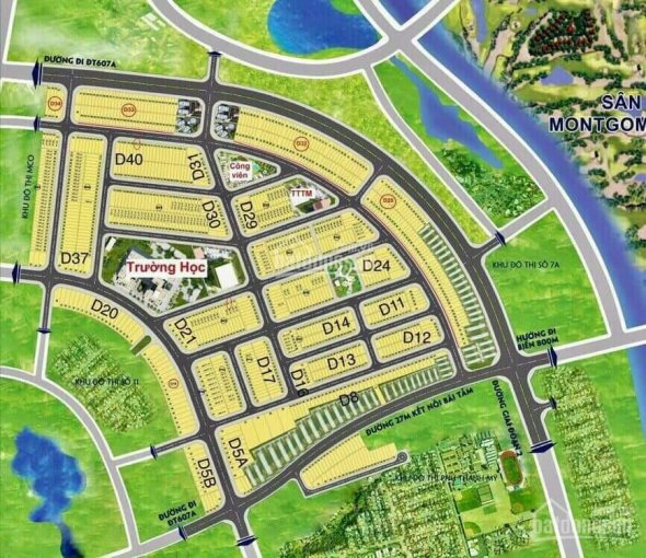Chính chủ cần bán D11 - 09 khu đô thị 7B sau lưng Cocobay giá rẻ nhất ảnh 0