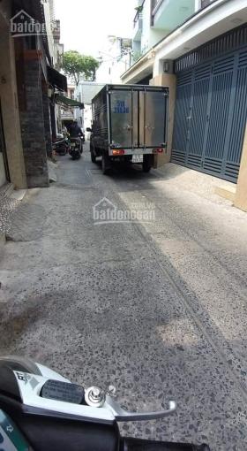 Bán nhà 1 sẹc hẻm xe tải, Phú Thọ Hoà, 86m2, (4.1x 21) 5.8 tỷ P. Phú Thọ Hoà Tân Phú, giá rẻ ảnh 0