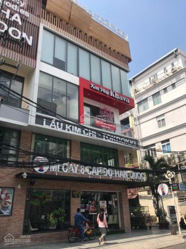 Chính chủ bán gấp nhà góc 2 mặt tiền Trần Tuấn Khải - Trần Hưng Đạo, Q5, 5.5m x 15m, 21 tỷ TL ảnh 0