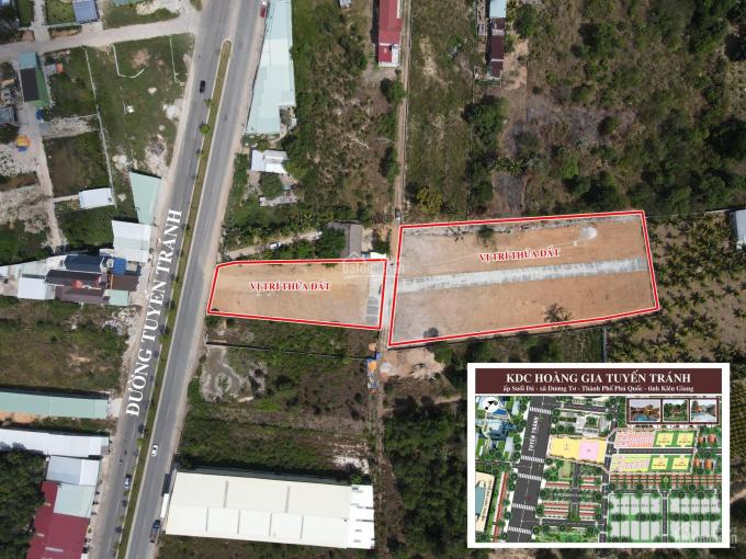 PhuQuocLand - ra mắt dự án KDC Hoàng Gia, Tuyến Tránh giá rẻ cho NĐT, LH 0906.95.96.97 ảnh 0