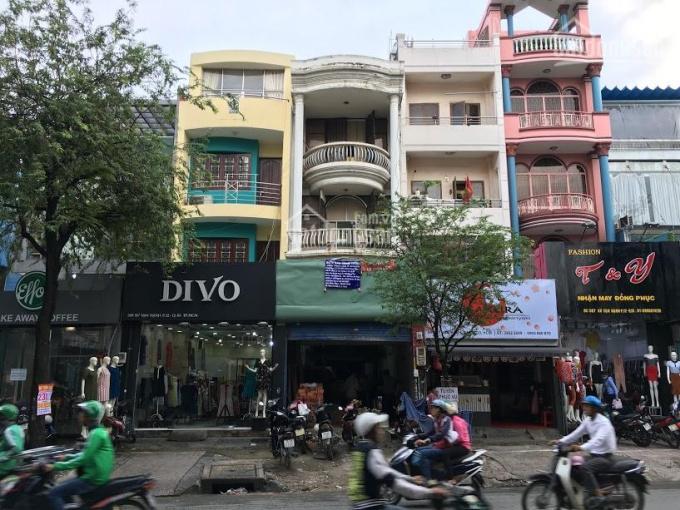 Thông tin 100% thật chỉ có căn tốt nhất MT Nguyễn Cư Trinh P. PNL Quận 1. DT: 4.2 x 20m HĐT: 90tr ảnh 0