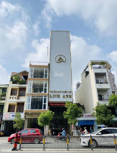 Bán nhà mặt tiền Võ Văn Tần, P.6, Q.3. DT 4mx22m, hầm + 7 lầu (HĐ thuê 130tr/th), giá bán 37 tỷ TL ảnh 0
