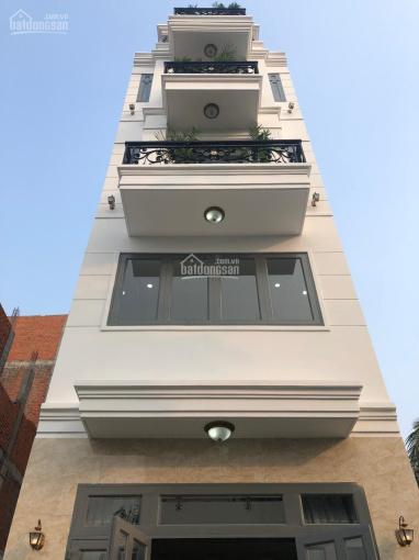 Bán gấp căn nhà 5 tầng có thang máy ngay mặt tiền Tân Sơn Nhì, SHR dọn vào ở liền 0906-70-10-86 ảnh 0