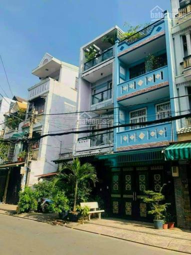 Bán nhà khu nội bộ hẻm 10m có vỉa hè đường Tân Sơn Nhì, Tân Phú, LH: 0936499038 ảnh 0