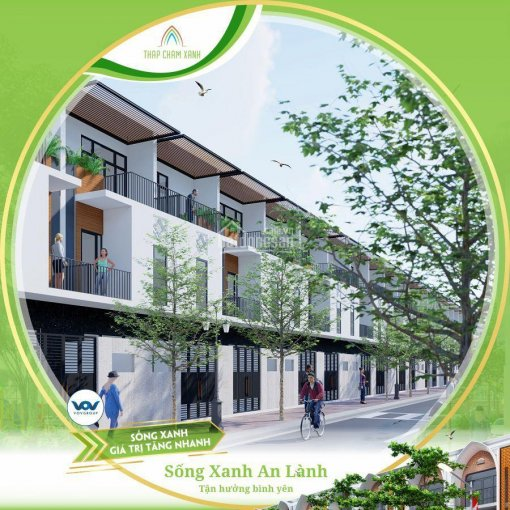 Dự án Tháp Chàm Xanh đầu tiên tại Ninh Thuận ảnh 0