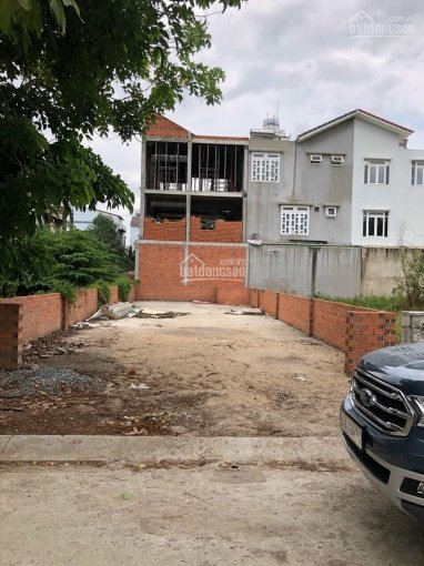 Bán đất đường An Phú 28, Thuận An, kế bên trạm y tế phường An Phú, diện tích 100m2, SHR ảnh 0