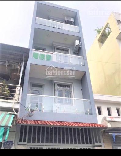 Nhà mới xây 3 lầu Mã Lò, Bình Tân, DT: 299m2. Hẻm XH ảnh 0