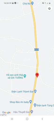 Bán đất 479, Gia Tường, Nho quan, Ninh Bình, giá hợp lý, vị trí đẹp ảnh 0