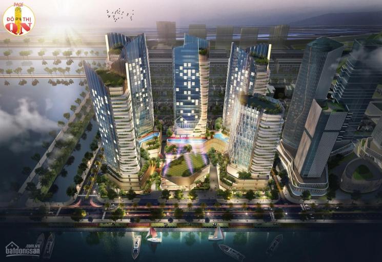 Bán đất LK shophouse và LK mặt kênh dự án Ao Tiên Vân Đồn giá CĐT ảnh 0