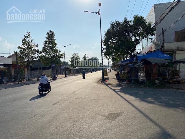 Bán đất 2 mặt tiền đường Cách Mạng Tháng Tám; gần trường học, bệnh viện, chợ Tây Ninh ảnh 0