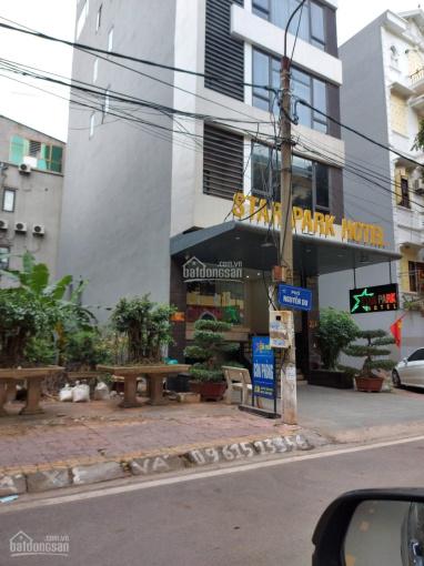 Đất mặt phố Nguyễn Du, T.P Vĩnh Yên 111m2, kinh doanh VIP ảnh 0