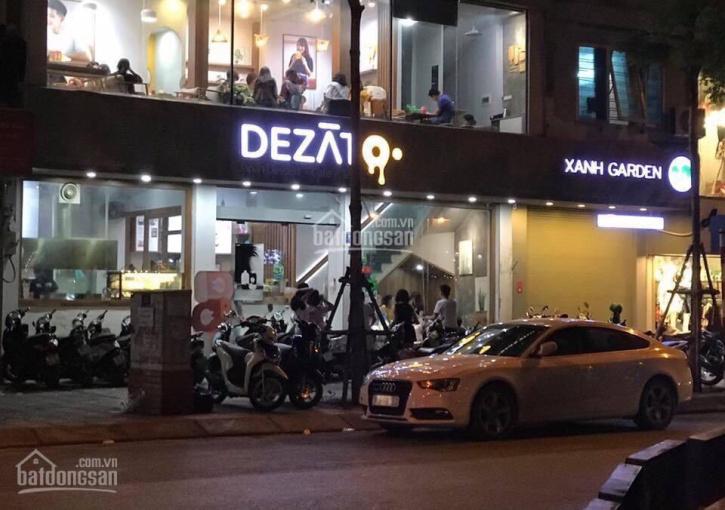 Hot! Sang nhượng cửa hàng mặt phố Ô Chợ Dừa, kinh doanh siêu đỉnh ảnh 0