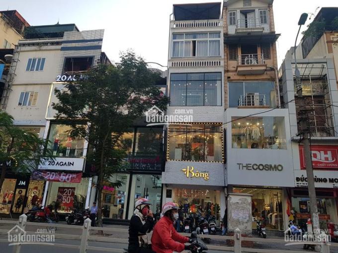 Bán nhà mặt phố Nghi Tàm, kinh doanh sầm uất, DT 110m2, giá 29 tỷ ảnh 0