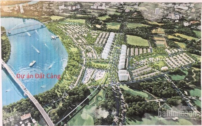 Dự án Him Lam River City Hải Phòng. Liền kề, shophouse, biệt thự giá CĐT. LH: 0888.608.086 ảnh 0