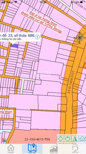 Bán lô đất Phú Đông, khu Vân Thanh Long, đường xe hơi, thổ cư 100% ảnh 0