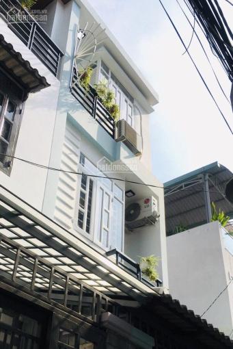 Cần bán nhà đẹp đường số 2, P16, GV 1 trệt 2 lầu 4 PN, Khu vực trung tâm, thông ra Lê Đức Thọ 100m ảnh 0