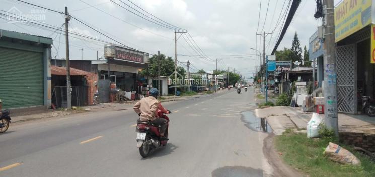 Bán đất 15x58m thổ cư 418m2 mt TL8, xã Phước Vĩnh An Củ Chi ảnh 0