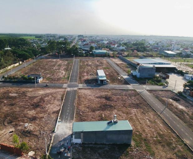 Bán đất MT Phùng Hưng, An Viễn, sổ hồng riêng, hạ tầng hoàn thiện, DT 100m2, giá 3,85 tỷ ảnh 0