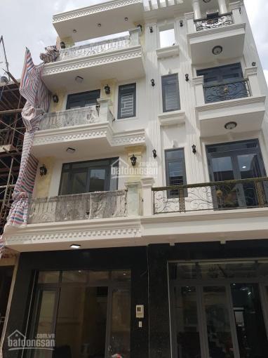 Bán nhà mới xây đường Nguyễn Hữu Tiến, P. Tây Thạnh, 4x16, 3 lầu, H8m. Giá: 8 tỷ ảnh 0