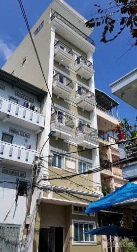 Cần bán tòa nhà căn hộ dịch vụ Lý Phục Man, Q7 ảnh 0