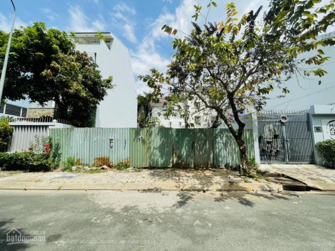 Chỉ còn duy nhất 1 nền đất biệt thự 220.5m KDC Phú Mỹ Vạn Phát Hưng bán ra giá cực tốt LH 093894089 ảnh 0