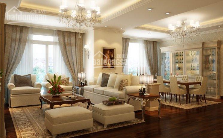 Bán căn hộ 172 Ngọc Khánh, Ba Đình, 112m2, 3 PN, nội thất đẹp, hướng Đông Nam, giá 37 triệu/m2 ảnh 0
