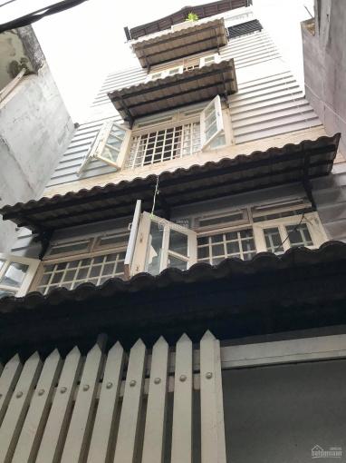 Bán nhà HXH 3 lầu mới đẹp, 9/2 đường Số 4 Cư Xá Đô Thành, P4, Q3 - Giá 5.5 tỷ ảnh 0