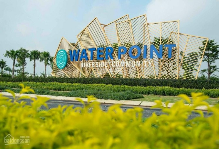 Chính chủ bán nhà phố vườn KĐT Waterpoint, 6x15 giá 2,9 tỷ. 0907635844 ảnh 0