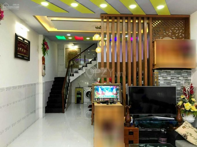 Bán nhà riêng Phường 15, Quận 8 - Sổ hồng riêng chính chủ - đường Lưu Hữu Phước 4.05 tỷ TL ảnh 0