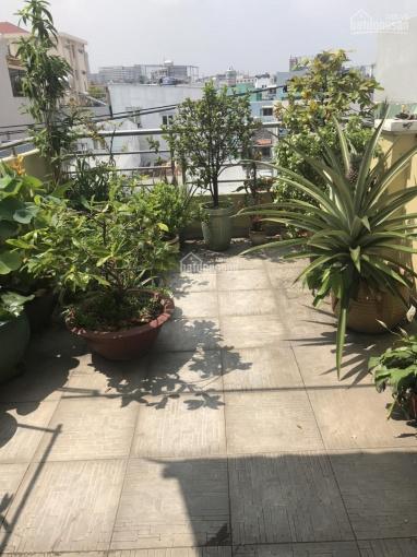 Bán nhà 45m2, 2L, sân thượng, MT Hưng Phú, P9 Q8 ảnh 0