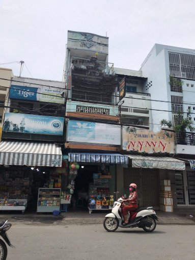 Bán nhà 43m2, 1 lửng + 2L, MT Hưng Phú, P9 Q8 ảnh 0