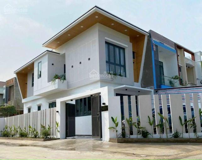 Bán nhà trệt lầu căn góc 2 mặt tiền Phú Hoà, Thủ Dầu Một, Bình Dương ảnh 0